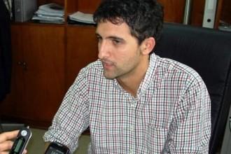 Santiago Novoa, el primero que fue detenido.