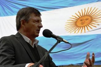 Juan Carlos Garitano, jefe de Gabinete de Chubut.