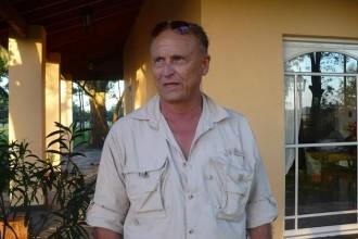 También el empresario Ricardo Trama se hace fuerte en el negocio de la pesca ilegal de corvina negra.