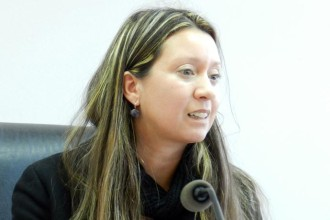 Pérez Bogado, la jueza que temen funcionarios y empresarios.