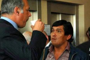 """El """"Cura"""" Segundo dice ser el dueño de Alpesca porque Otero no le habría pagado."""