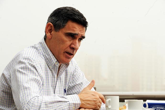 Miguel Bustamante, subsecretario de Pesca de la Nación.