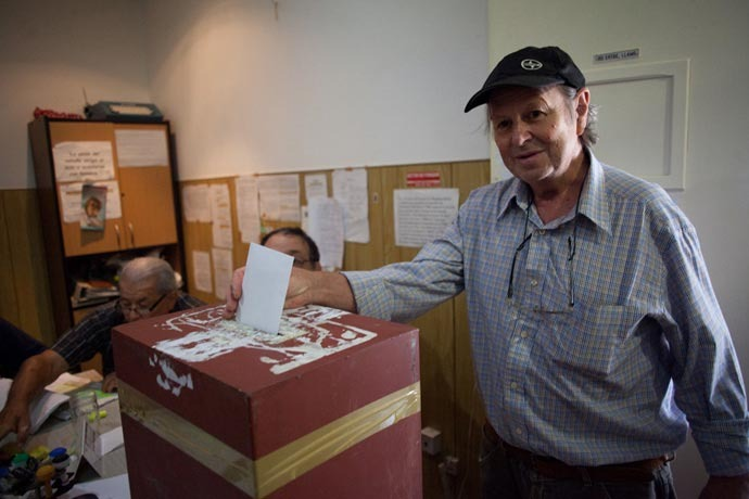 Revista Puerto - Daniel Acha reelecto en el SICONARA Mar del Plata