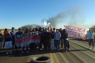 Revista Puerto - En Madryn marineros vuelven a desafiar a la conducción del SOMU