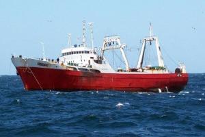 El Beagle I es el barco con mayor cuota de merluza hubbsi.
