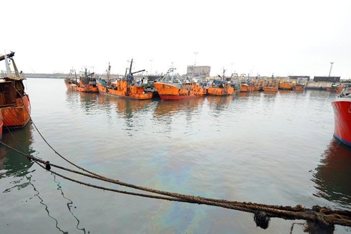 Revista Puerto - Buenos Aires renueva permisos y prohíbe pescar en San Blas