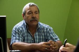 Rodolfo Chávez, secretario Gremial del SIMAPE.
