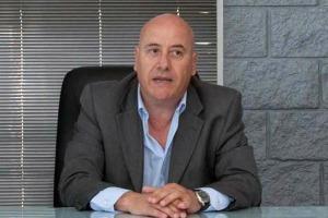 Jorge Hidalgo, presidente del Consorcio Portuario.