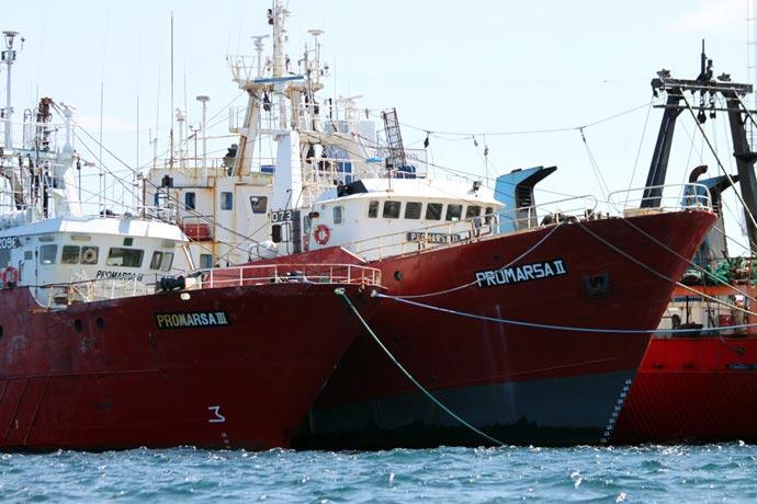 Revista Puerto - Gremios ante el Consejo Federal Pesquero por Alpesca