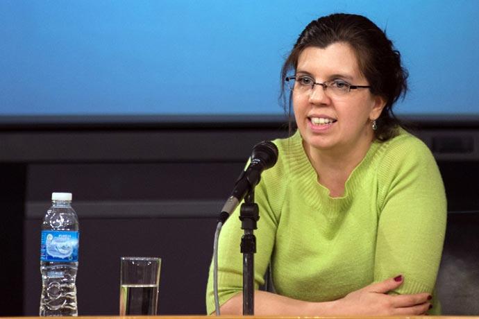 Mariana González, secretaria de Coordinación Económica y Mejora de la Competitividad.